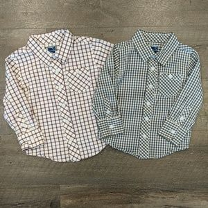 Bundle of Old Navy Button Down Shirts